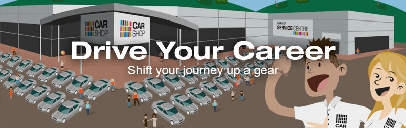 Welcome to CarShop Careers